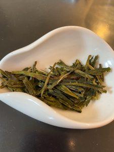 中国茶とエルメスの手帳