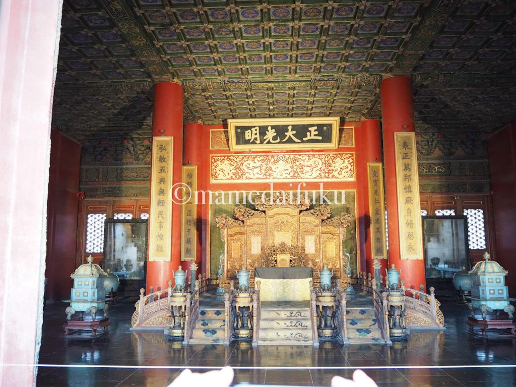 【2019年北京】故宮博物院、建国70周年で人多過ぎ
