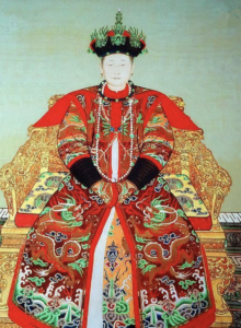 ホンタイジ(皇太極)最愛の側室 宸妃(海蘭珠)