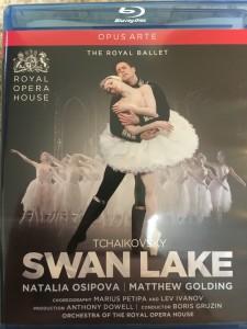 英国ロイヤルバレエ「白鳥の湖」Osipova/Golding